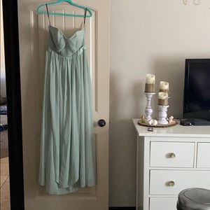 Sorella Vita convertible bridesmaid dress